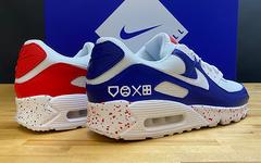 限量 50 双!SONY x Nike Air Max 90 联名你打几分?