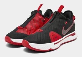 经典人气配色!Nike PG 4  Bred四月将售