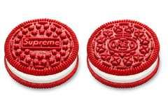 这可能是最贵的奥利奥!Supreme x 奥利奥联名饼干本周发售