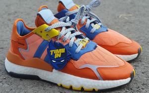 二次元风强烈!全新 Ninja x adidas Nite Jogger 你喜欢吗?