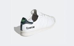 致敬90年代美式街头及朋克文化!Jonah Hill x adidas Superstar 联乘鞋款下月登场