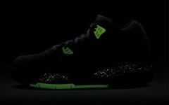 夜光中底犹如银河!这双全新的 Nike Air Flight 89 太好看了