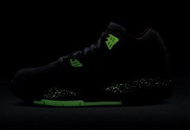 夜光中底猶如銀河!這雙全新的 Nike Air Flight 89 太好看了