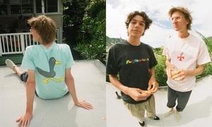 清新夏日氛围!Frog Skateboards x NOAH 合作系列发售