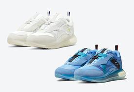 夏季清爽机能选择,OBJ x Nike 新配色官图释出!