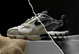 一半天使一般魔鬼,Stussy x Nike 聯名鞋款人氣爆棚