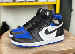 更多细节美图释出,Air Jordan 1 新皇家蓝颜值颇高