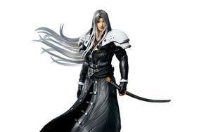 《最终幻想7》重制版,飘逸剑士萨菲罗斯