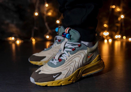 又双叒延期啦!Travis Scott x Nike Air Max 270 React 五月登场!