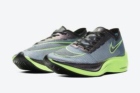 高颜值+高性能!全新 Nike ZoomX Vaporfly Next% 发售日期曝光!