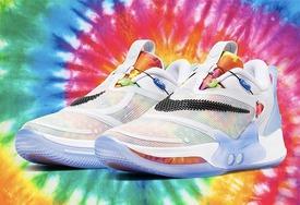 繽紛扎染配色!全新 Nike Adapt BB 2.0 有點風騷