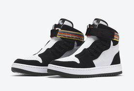 多彩綁帶裝飾,Air Jordan 1 Nova XX新配色曝光