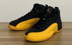 经典佩顿PE配色,黑黄 Air Jordan 12或成秋冬优质精选