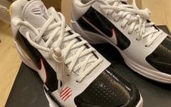 科比系列鞋款或将再售,Kobe 5 Protro李小龙配色网上曝光