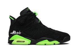 科技感十足的电子绿,Air Jordan 6新配色亮相