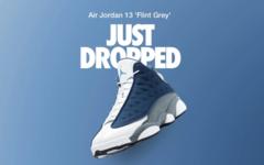 今早突袭发售!苦等十年的 Air Jordan 13 GIGI 配色你抢到了吗?