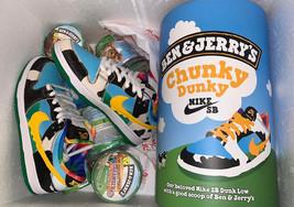 冰激凌桶鞋盒有點意思!Ben & Jerry's x Nike SB Dunk 即將發售!