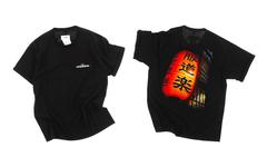 独特上野风格,doublet x NUBIAN 联乘 T恤系列周日发售