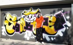 卡通涂鸦成设计主旋律,SAMBYPEN x X-LARGE 合作系列月底登场!
