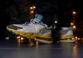 官宣了!多次跳票的 Travis Scott x Nike 联名终于要在月底发售了!