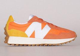 活力橙色调演绎!近期热门鞋型 New Balance 327 迎来新配色!
