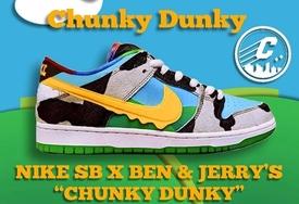 市价破万!牛奶冰淇淋联名 Dunk SB 明天发售!入手难度极高!