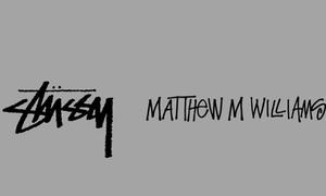 Matthew M Williams x Stüssy 全新牛仔系列释出!