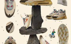 全球完整发售店铺曝光!TS x Nike 新联名本周重磅登场!