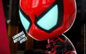 各种形态的蜘蛛侠,Cosbaby系列Q版系列公仔