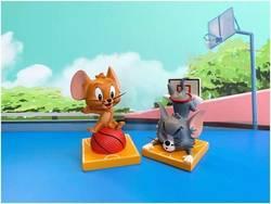 《猫和老鼠》运动系列,当汤姆和杰瑞一起打球
