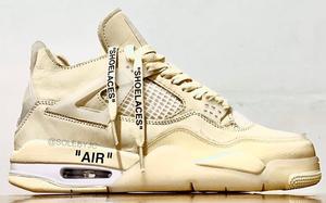今夏重磅来袭!Off-White™ x Air Jordan 4 颜值出众,不可小觑!