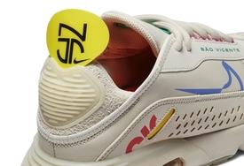 彩色鸳鸯细节+反光设计!全新内马尔 x Nike 联名即将惊艳登场!