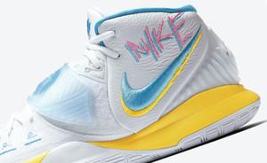 这些 Nike logo 你都见过吗?全新 Kyrie 6 致敬复古标志!