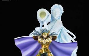 水瓶座卡妙,《圣斗士星矢》又一黄金圣斗士亮相