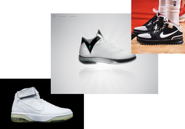 什么叫做极致软弹?双层ZOOM AIR气垫篮球鞋来一双