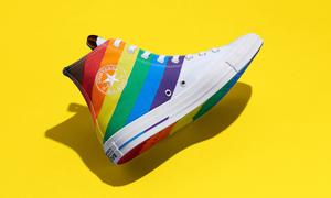彩虹旋风来袭!CONVERSE 2020 Pride 系列明日开售!