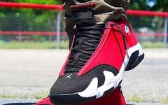 上脚效果吸睛!Air Jordan 14 全新配色外观表现出众!