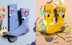 重温童年回忆!Disney Pixar x Stance 联名系列袜款来袭!