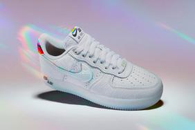 Nike BETRUE系列亮点十足,穿鞋秀彩虹色的一百种方法