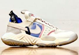 醒目 Swoosh 加持!冠希亲晒的 Jordan 新鞋迎来新设计!
