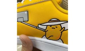 超萌懒蛋蛋联名!Gudetama x adidas 全新合作企划首度曝光!