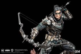 超精细细节刻画,DC武士系列夜翼