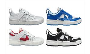 "Dunk Low 为基础!Nike 新鞋型 ""Dunked"" 曝光!"