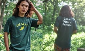 NOAH 推出日本限定系列!现已正式登场!
