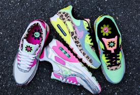 高规格制作!两款已发售 Nike Air Max 90 迎来补货!