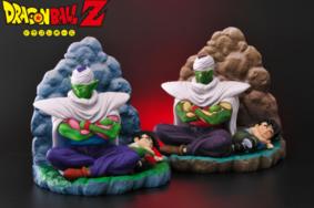 真父子系列,《龙珠Z》比克大魔王和孙悟饭