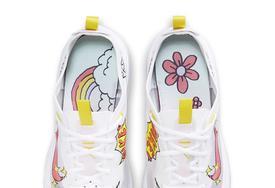 二次元风涂鸦印花太可了!高性价比 Nike 跑鞋释出新配色!