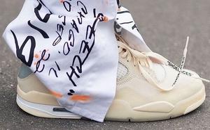 發售日期揭曉!Off-White x Air Jordan 4 定檔 7 月!