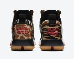 杰森·塔圖姆 Air Jordan 34 PE 戰靴曝光!外觀狂野,即將市售!