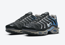 高光鞋头和凸点细节纹理,Nike Air Max Plus新配色将售